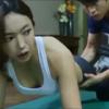 韓国イケメン/イケメントレーナーがセクハラ!体は正直に感じて受け入れてしまいイケメントレーナーと乱れあい浮気してしまう人妻/Pornhub