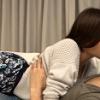 小田切ジュン/鶴田かな 可愛い奥さんから執拗に妖艶な表情で誘惑されキスされ理性が飛んじゃうイケメン旦那さんが妻にバレるかもしれない状況で/VJAV(40分)